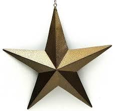 metal star home decor new 5 rustic farmhouse gold metal star set of 6 texas lone star