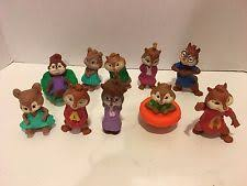 alvin and the chipmunks cake toppers alvin the chipmunks mcdonalds ebay