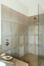 square neutral flock tiles shower u0026 wet room ideas