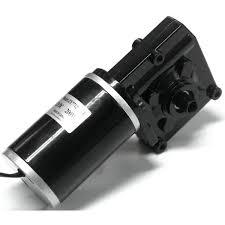 Tork 15 Amp Heavy Duty by 12v 24v Worm Drive Motor 20nm Torque 160 Rpm
