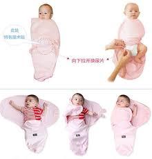 nwn newborn organic swaddel bag baby clothes swaddel blanket