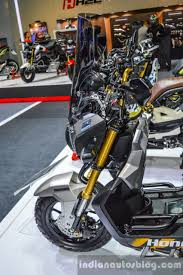 bentley zoomer honda zoomer x by kd shop inverted fork at 2016 bims indian