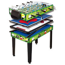 4 In One Game Table Table Designs