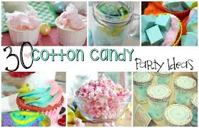 cotton candy party favor 30 cotton candy party ideas totally the bomb