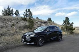 lexus crossover 2015 lexus nx 200t is a fun feminine little crossover