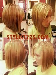 stacked hair longer sides long bob maybe i want mine just a tiny bit longer i like the
