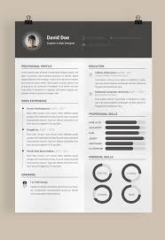 awesome resume template creative resume designs resume badak