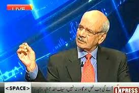 Kal Tak with Javed Chaudary - 25 oct 2012