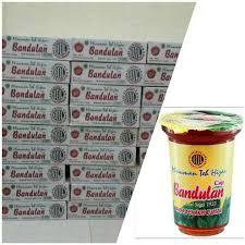 Teh Bandulan roker sell teh bandulan gelas