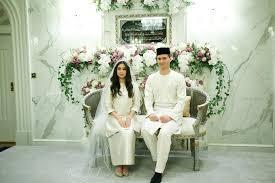 images mariage mariage princier en malaisie madame figaro