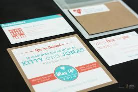 wedding invitations edmonton modern vs modern retro wedding invitation challenge with