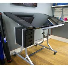 Drafting Table Desk Desk Adjustable Drafting Table Tattoo Stencil Glass Drawing