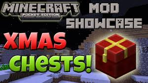 christmas chests mod for mcpe 9minecraft net