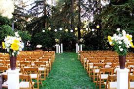 wedding venues pasadena garden wedding venues los angeles
