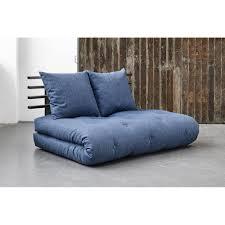 futon canapé canapé convertible au meilleur prix canapé lit noir shin sano futon
