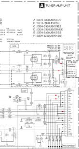 pioneer deh 3300ub how do i get a schematic surface mount ic too