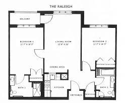 floor plans for bedrooms floor plans fox hill village