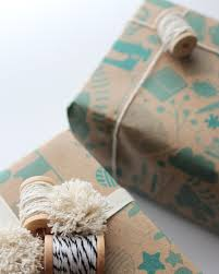 wrap it pretty with custom wrapping paper from jukeboxprint