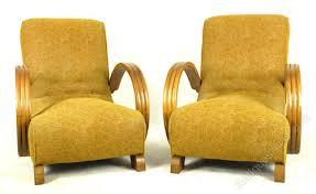 Art Deco Armchairs Pair Of Original 1930 U0027s Art Deco Chairs Antiques Atlas