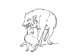 http coloriage gulli fr coloriages animaux loups juliette