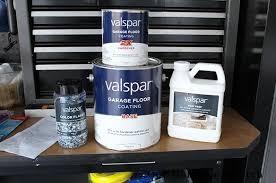 garage floor epoxy paint hometalk