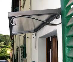 tettoia ferro battuto 40 idee per pensiline in ferro battuto e plexiglass immagini