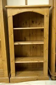 Bookcase Pine Pine Small Slim Bookcase 0 00 Cleveland Pine U0026 Oak Quality