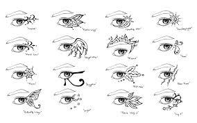 eye designs by lomelindi88 on deviantart