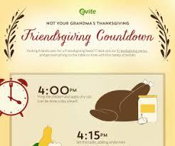 friendsgiving evite