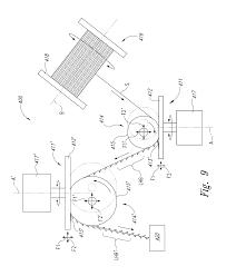 براءة الاختراع us8615856 apparatus and method for forming self