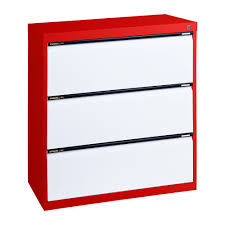 Lateral File Cabinet 3 Drawer by Three Drawer Lateral Filing Cabinet Statewide Office Furniture