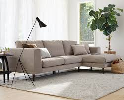 Fabric Sectional Sofas With Chaise Furniture Chaise Sectional Sofas Sectional With Chaise