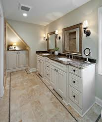 kilim beige paint bathroom transitional with beige wall a