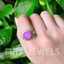 mood ring color chart meanings best mood rings flower mood rings images