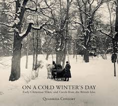 quadriga consort on a cold winter u0027s day early christmas music