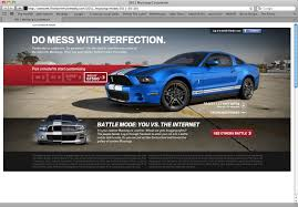 2015 mustang customizer ford mustang customizer website the friday