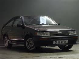 toyota corolla gt coupe ae86 for sale used 1986 toyota corolla gt coupe low for sale in