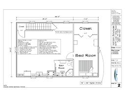 apartments plans for a garage with living quarters plans for a