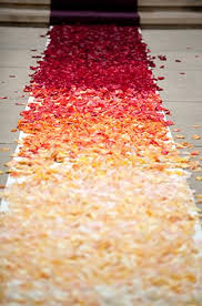 40 Romantic Wedding Aisle Petals Decor Ideas Deer Pearl Flowers