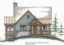 small timber frame homes plans the blue mist cabin a small timber frame home plan timberpeg