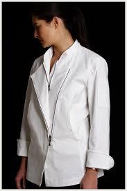 designer chef jacket women s moto shannon reed
