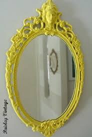 Valspar Satin Spray Paint - antique mirror reloved from drab gold to u0027valspar tropical