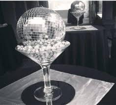 disco ball centerpieces u2013 steakhousekl club