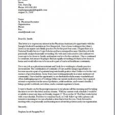 proper physician cover letter sample u2013 letter format writing