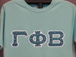 sorority letters shirt chalky mint shirt in various styles sizes