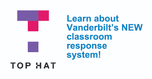 class response system learn about top hat vanderbilt s new classroom response system