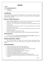 Diploma Mechanical Engineering Resume Samples by Resume For Diploma Mechanical Engineer Experienced Personal