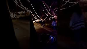 palos verdes christmas lights christmas tree lane rancho palos verdes ca youtube