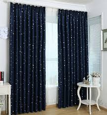 nursery curtains with blackout lining boy musical toys black