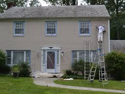 Painting Brick Exterior House - sanding painted brick exterior morristown monk u0027s home improvements